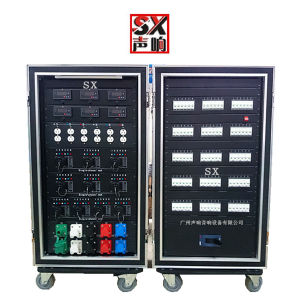Socapex Power Supply Distro Controller Box for Us Market pictures & photos
