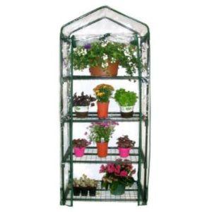 Garden House Plastic Greenhouse pictures & photos