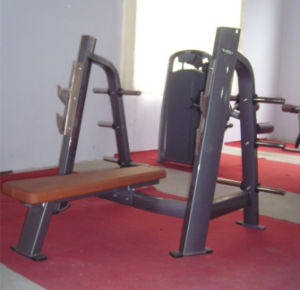 High Quality Nautilus Gym Equipment / Olympic Supine Bench (SN20) pictures & photos