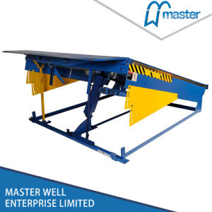 Stationary Hydraulic Dock Leveler/Small Dock Levelers for Sale pictures & photos