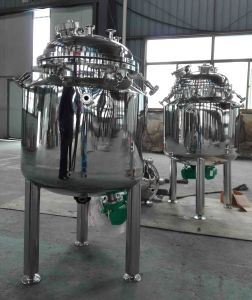 100L Sterilization Infusion Preparation Tank, Magnetic Mixing Tank