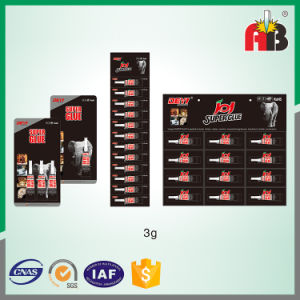 Durable Using Low Price Cyanoacrylate Adhesive for MDF pictures & photos