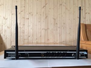 Se-400u PA Conference System Wireless Microphone pictures & photos