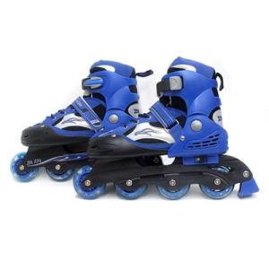 Children Roller Skates Kids Light Skating Shoes pictures & photos