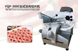 Fqp-380 Frozen Meat Slicer Frozen Meat Slicing Machine Meat Cutter pictures & photos