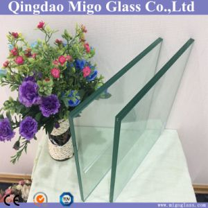 Clear Double Tempered Laminated Sheet Glass with PVB Film pictures & photos