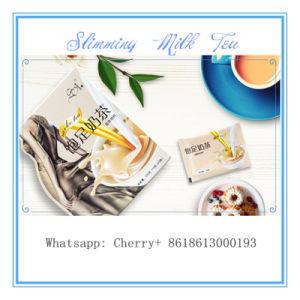 Top Slimming Milk Tea - Dasheen Milk Tea pictures & photos