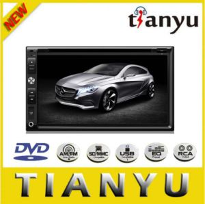 6.95 Inch Double DIN Car DVD Player 6905 pictures & photos