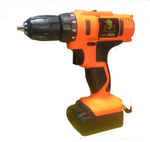 Cordless Hammer Drill with Li-ion Battery Popular Portable Electrical Hand Drill Tools pictures & photos