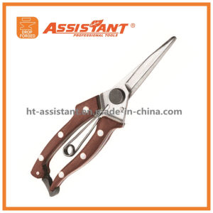 Drop Forged Bypass Pruning Shear with Wood Handles pictures & photos