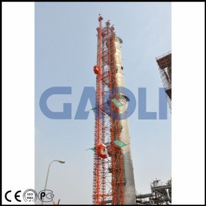 2017 New Construction Elevator Rack and Pinion Construction Hoist pictures & photos