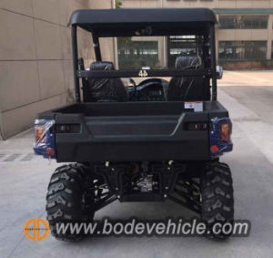 EEC 600cc 4X4 Side by Side UTV with Good Quality pictures & photos