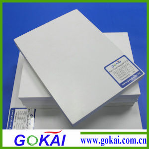 0.5 Density 3mm Celuka PVC Foam Sheet pictures & photos