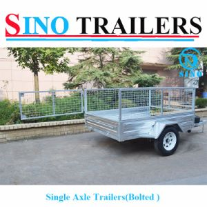 6X4 Hot Dipped Galvanized Bolt Trailer pictures & photos