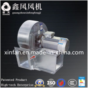 Dz75 Stainless Steel Industrial High Temperature Resistance Centrifugal Fan pictures & photos
