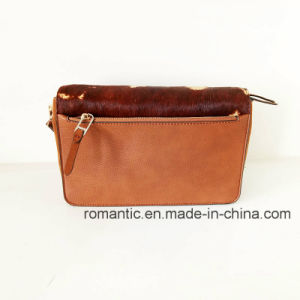 Fashion Design Lady Suede and Fur Leather Cross Handbags (NMDK-061004) pictures & photos