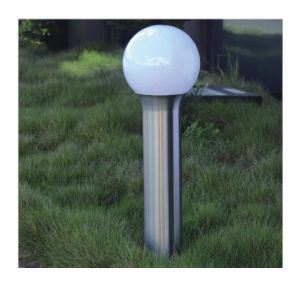 Stainless Steel and PS LED Garden Light pictures & photos