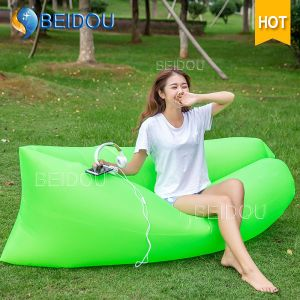 Portable Yoga Inflatable Nylon Hammock Stand Air Camping Hammock Chair pictures & photos