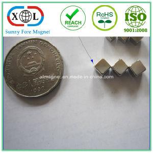 Countersunk Block Neodymium Magnet pictures & photos