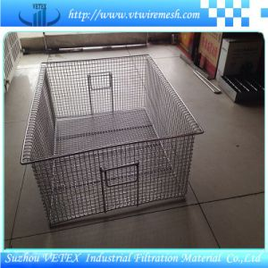 Mesh Basket Used in Shopping Mall pictures & photos