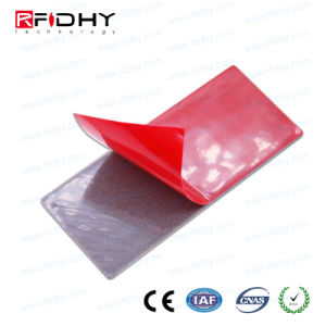 Electronic Monitoring RFID Front Glass Label pictures & photos