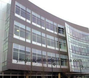 Tempered Color Painted Spandrel Glass pictures & photos