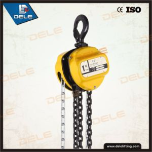 10t Mini Manual Hoist Building Hoist of Hsc pictures & photos