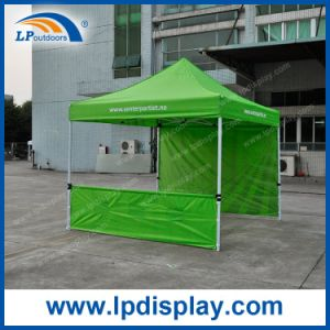 Green PVC Tent 10X10 Trade Show Exhibition Tent for Promotion pictures & photos