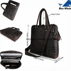 Fashion Designer Man Bag Business Documents Bags/Messenger Bag pictures & photos