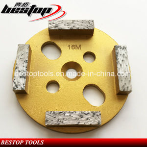"4"" Diamond Grinding Disc for Concrete Floor pictures & photos"