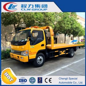 3-5 Tons JAC Euro5 Tow Truck pictures & photos