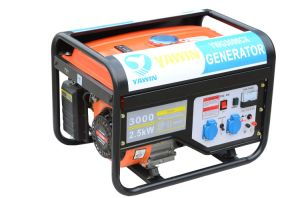 Super Quality Four Strokes Portable Gasoline Generator pictures & photos