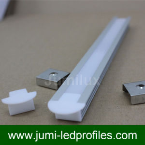T Shape Aluminum LED Profile, LED Extrusions, LED Channel for LED Tape Light pictures & photos