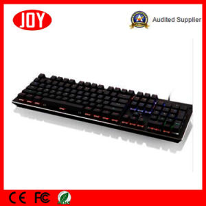 Computer Accessories Wired Mechanical Keyboard Ergonomic for Gamer Computer pictures & photos