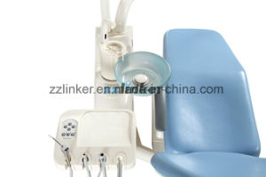 Ce/ISO Suntem Low Mounted Dental Chair Unit St-D302/St-D303/St-D307/St-309 pictures & photos