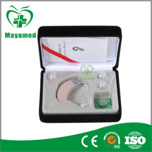 High Quality High Power Ce&FDA Portable Digital Bte Hearing Aids pictures & photos
