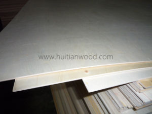 AAA Grade 100% Poplar Fancy Plywood for Decoration pictures & photos