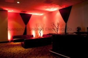 Lowest Price! ! ! High Quality 7PCS 10W RGBW 4-in-1 Full Color LED Stage PAR Light Flat PAR Light pictures & photos