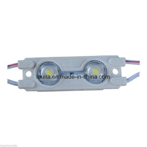 High Power 2 LEDs SMD 5050 LED Modules IP67 pictures & photos