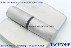 Removable Toilet Partition Cubicle Pure Stainless Steel Hinge pictures & photos