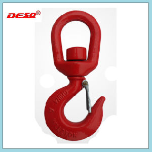 G80 Drop Forged Eye Sling Rigging Hook (with latch) pictures & photos
