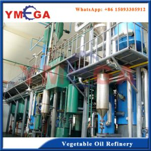 China Complete Oil Factory Processing Good Performance Cooking Oil Refinery Equipment pictures & photos