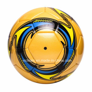 High Grade Durability Thermo Bonded Game Football pictures & photos