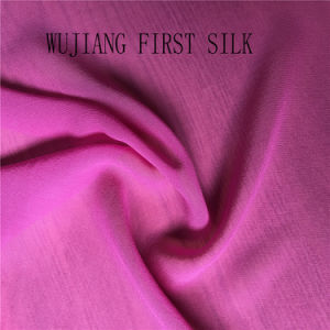 Silk Rayon Georgette Fabric, Silk Mixed Ggt Fabric, Silk Blend Ggt Fabric, Silk pictures & photos