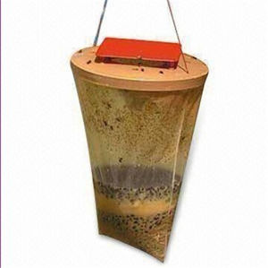 Attractant Flies Away Trap Fly Catcher F pictures & photos