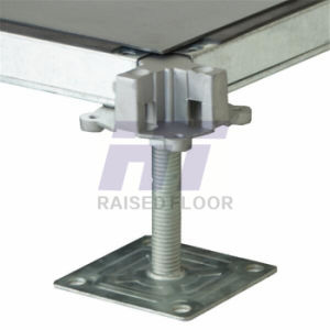 600*600*35mm Anti-Static HPL Raised Access Floor with Integral Edge Trim (45 degree beveled edge) pictures & photos