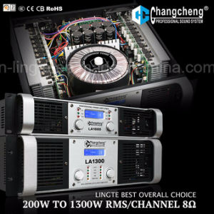 La Series Overall Low to High Professional Power DJ Amplifier pictures & photos