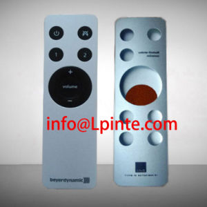 Audio Speaker Remote Control Alumium House pictures & photos