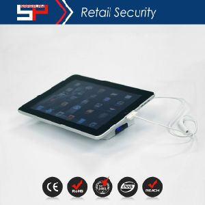 Security Anti Theft Alarm Pedestal Stand for Tablet Ipads Sp2301 pictures & photos