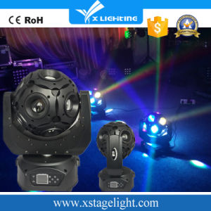Popular 12*12W LED Moving Head Disco Football Effect Light pictures & photos